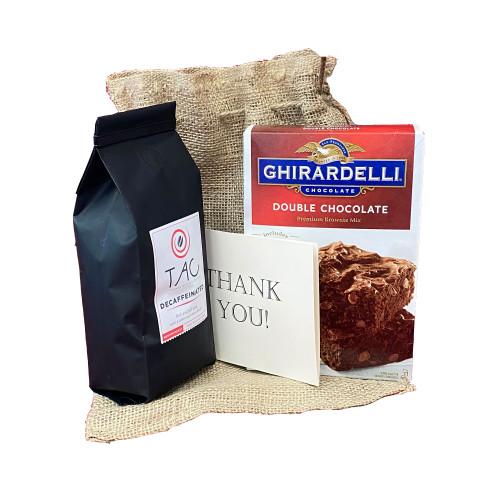 Gift Bag - Coffee
