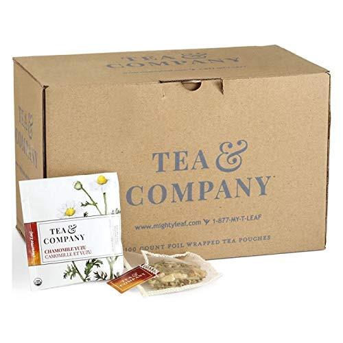 Organic Chamomile Yuzu - 100 tea bags