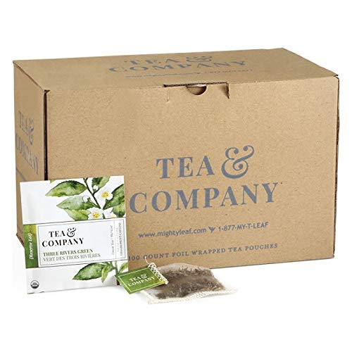 Organic Three Rivers Green - 100 tea bags