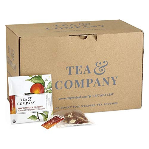 Organic Blood Orange Rooibos - 100 tea bags