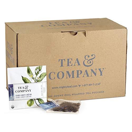 Organic Earl Grey Creme - 100 tea bags