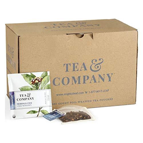 Organic Meridian Chai - 100 tea bags