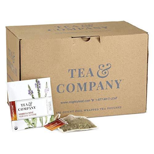 Organic Verbena Mint - 100 tea bags