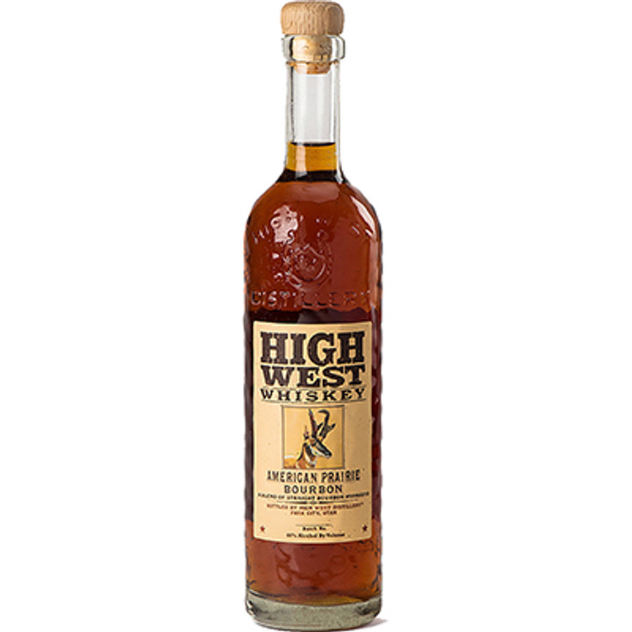 High West Distillery American Prairie Blended Straight Bourbon