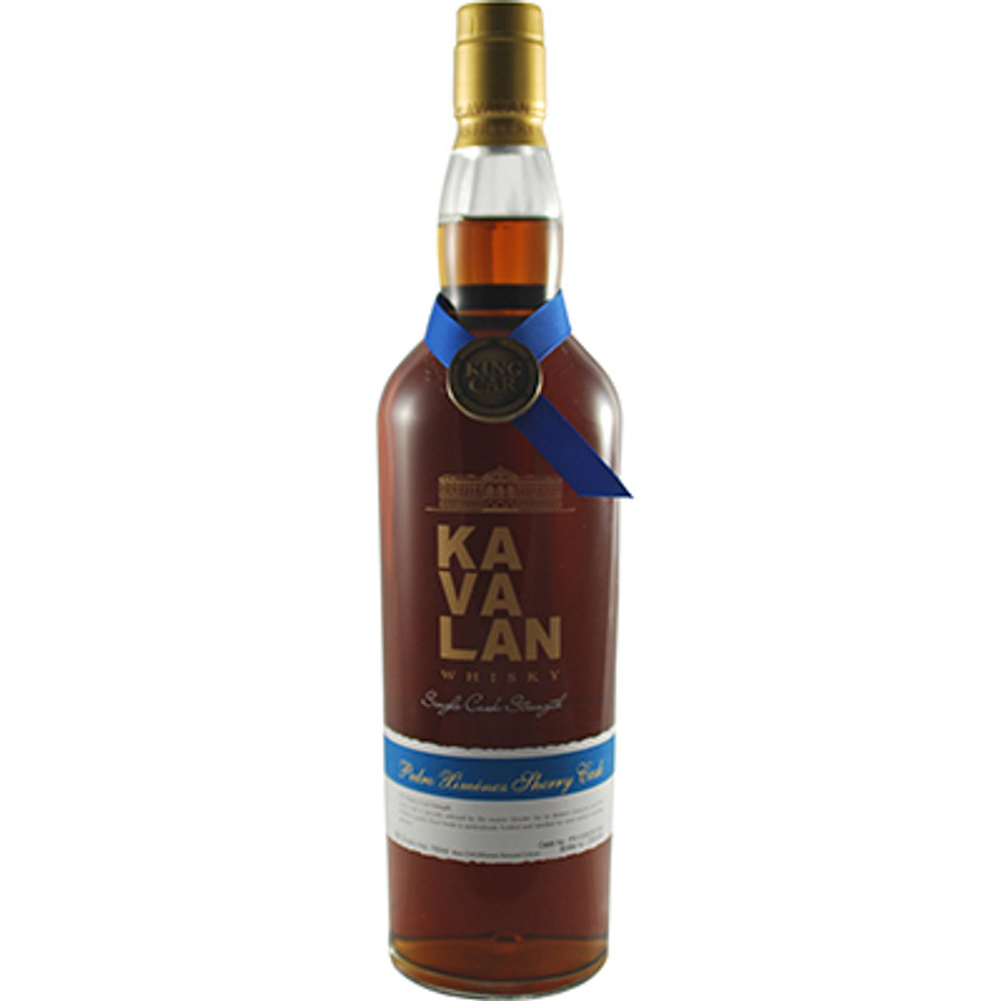 Kavalan Solist Pedro Ximeniz Sherry Single Cask Strength Single Malt Whisky