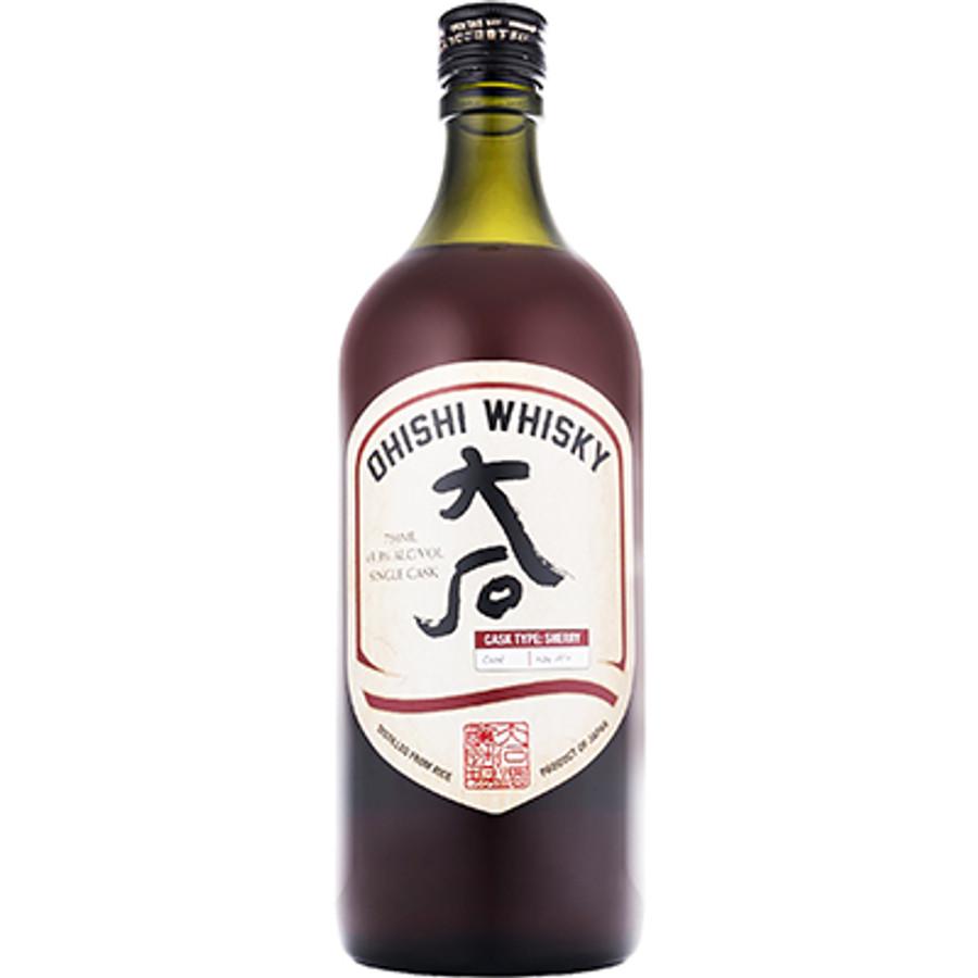 Ohishi Whisky Single Sherry Cask