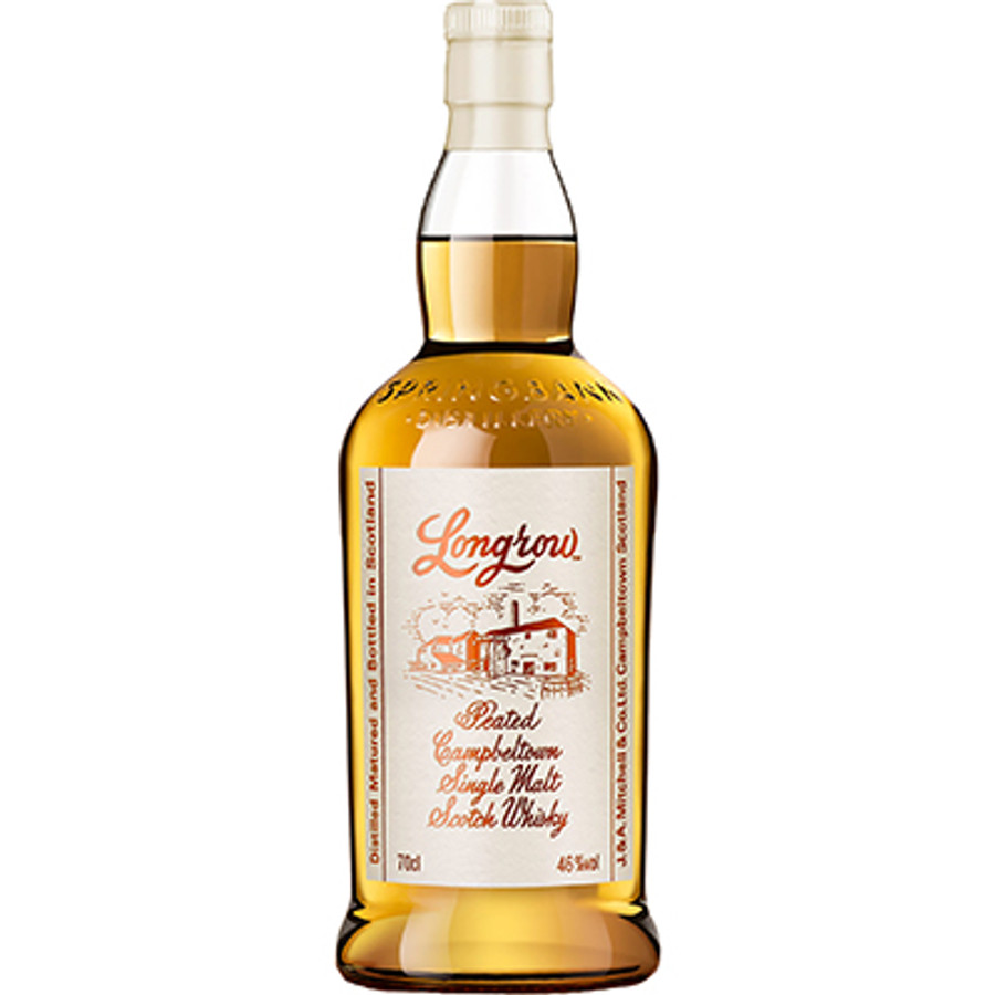 Longrow Peated Campbeltown Single Malt Scotch Whisky