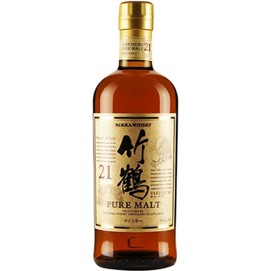 Nikka Taketsuru Pure Malt 21 Years Old