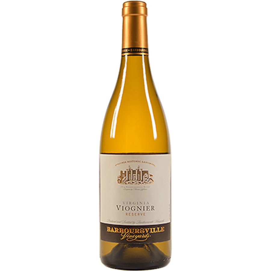 Barboursville Vineyards Reserve Viognier