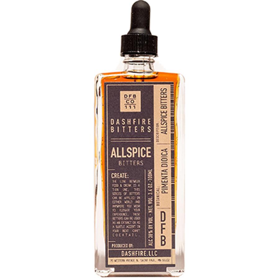 Dashfire Bitters Allspice Bitters