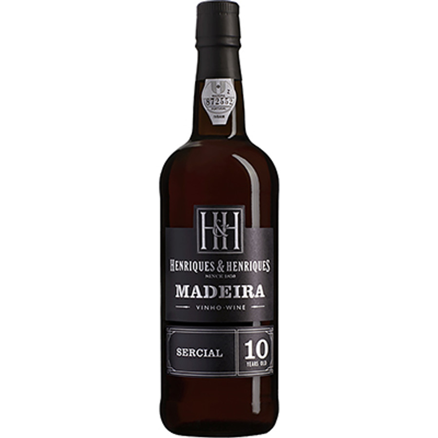 Henriques & Henriques Sercial 10 Years Old Madeira