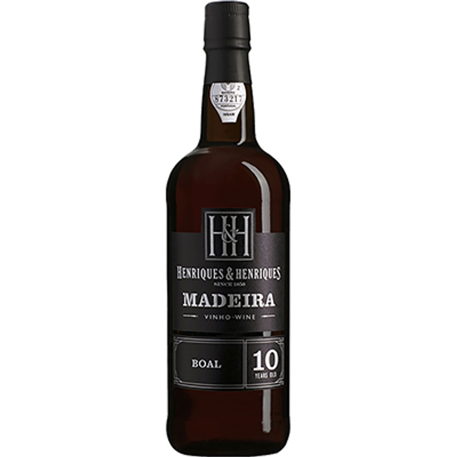 Henriques & Henriques Boal 10 Years Old Madeira