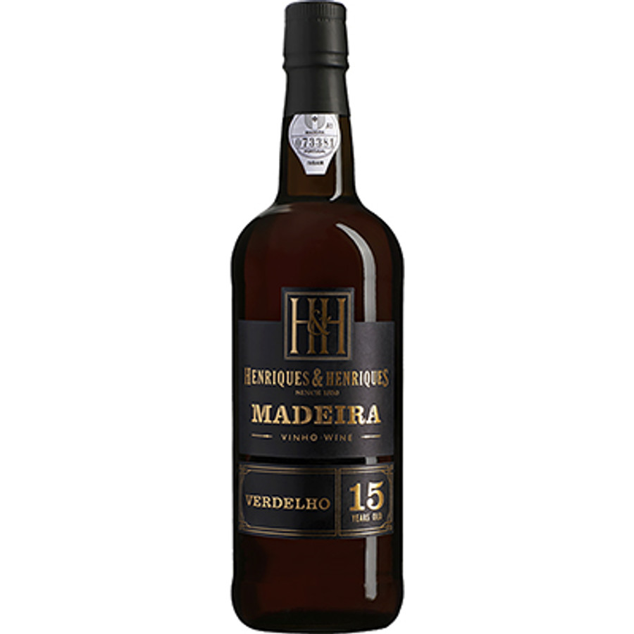 Henriques & Henriques Vercelho 15 Years Old Madeira