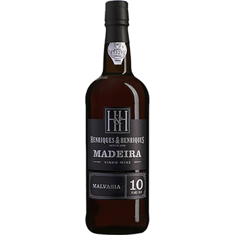 Henriques & Henriques Malvesia 10 Years Old Madeira
