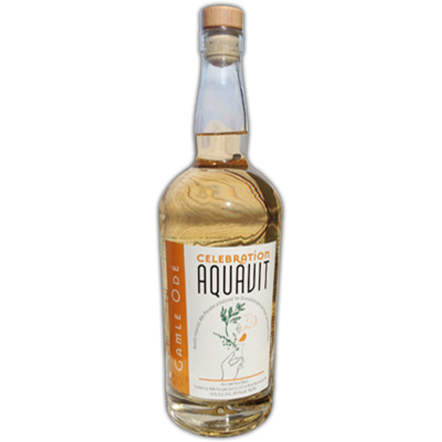 Gamle Ode Celebration Aquavit