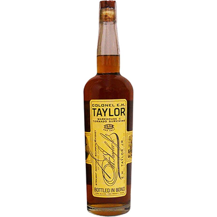 E. H. Taylor Warehouse C Tornado Surviving Kentucky Straight Bourbon Whiskey