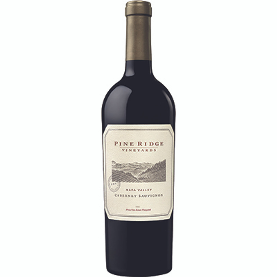 Pine Ridge Vineyards Napa Valley Cabernet Sauvignon