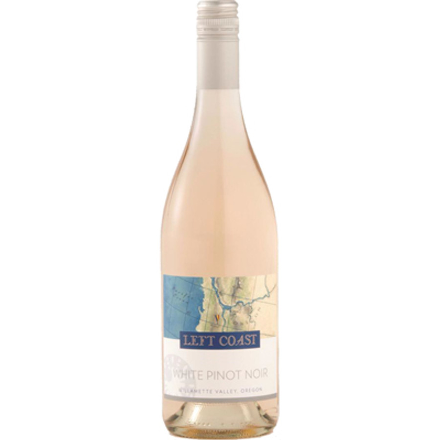 Left Coast Cellars Estate White Pinot Noir