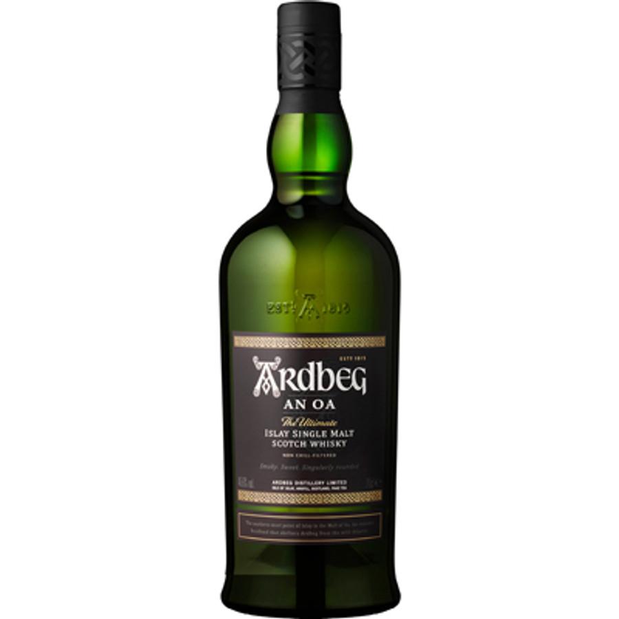 """Ardbeg An Oa """"The Ultimate"""" Islay Single Malt Scotch Whisky"""