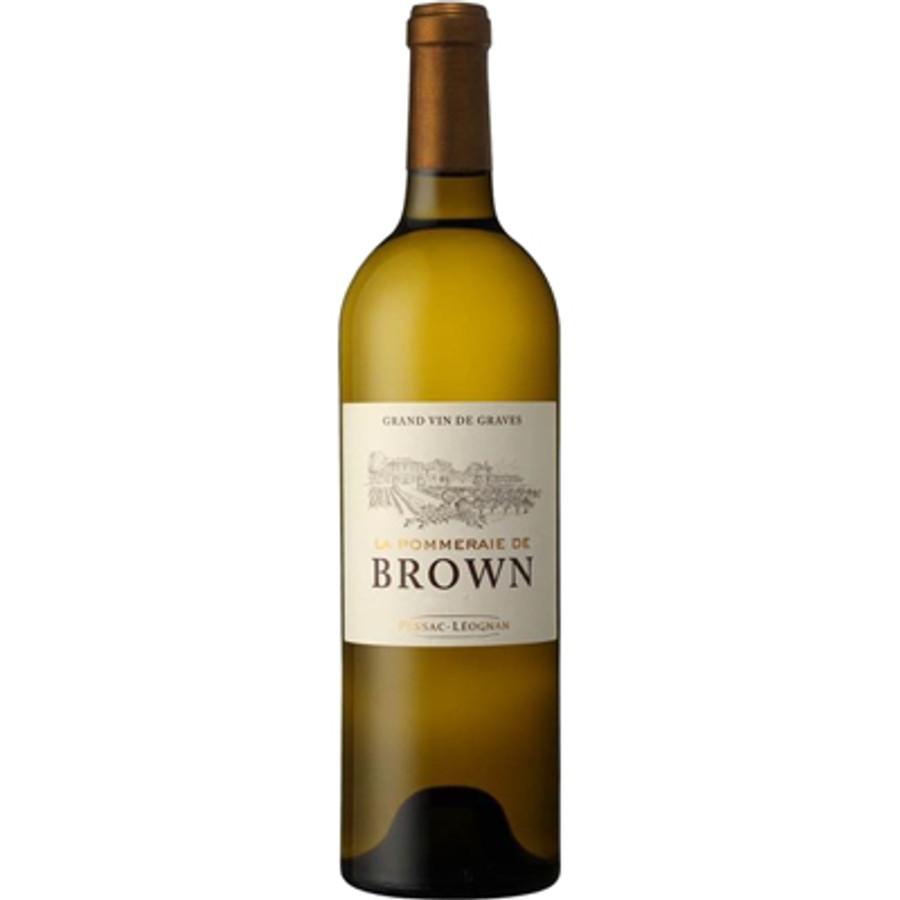 La Pommeraie de Brown Pessac-Leognan Blanc