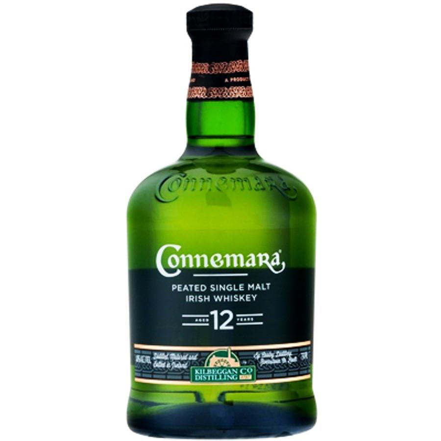 Connemara 12 Years Old Peated Single Malt Irish Whiskey