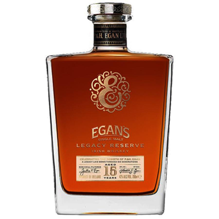 Egan's Legacy Reserve Single Malt Irish Whiskey 15 Years Old