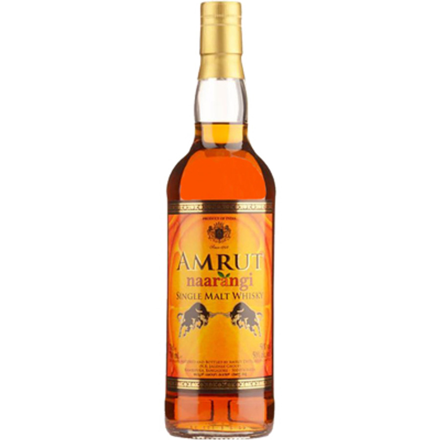 Amrut Naarangi Single Malt Indian Whisky