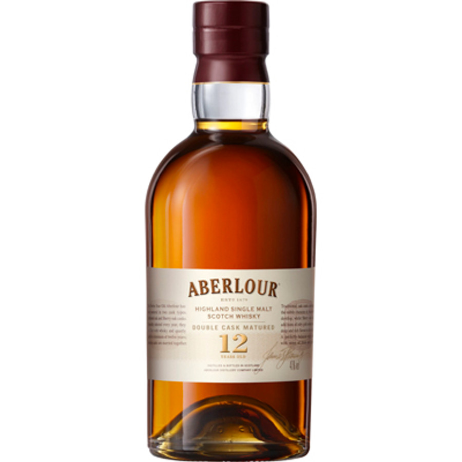 Aberlour Double Cask Matured 12 Years Old Highland Single Malt Whisky