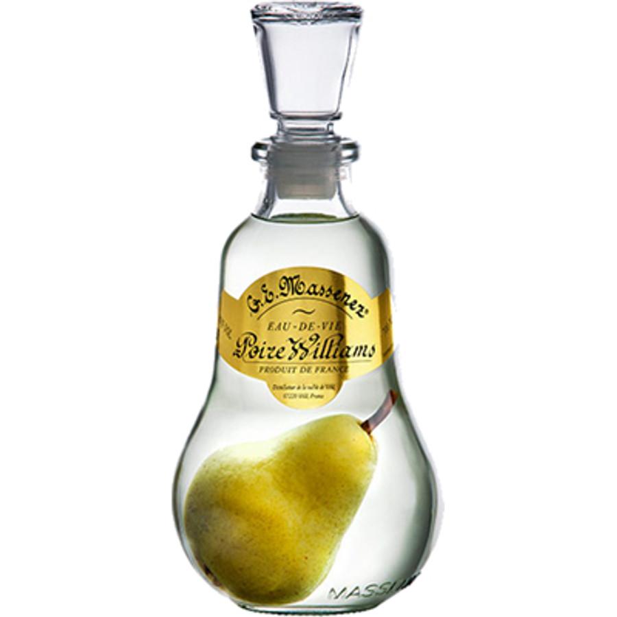 G.E. Massenez Eau de Vie Poire Williams (Pear In Bottle) 750ml
