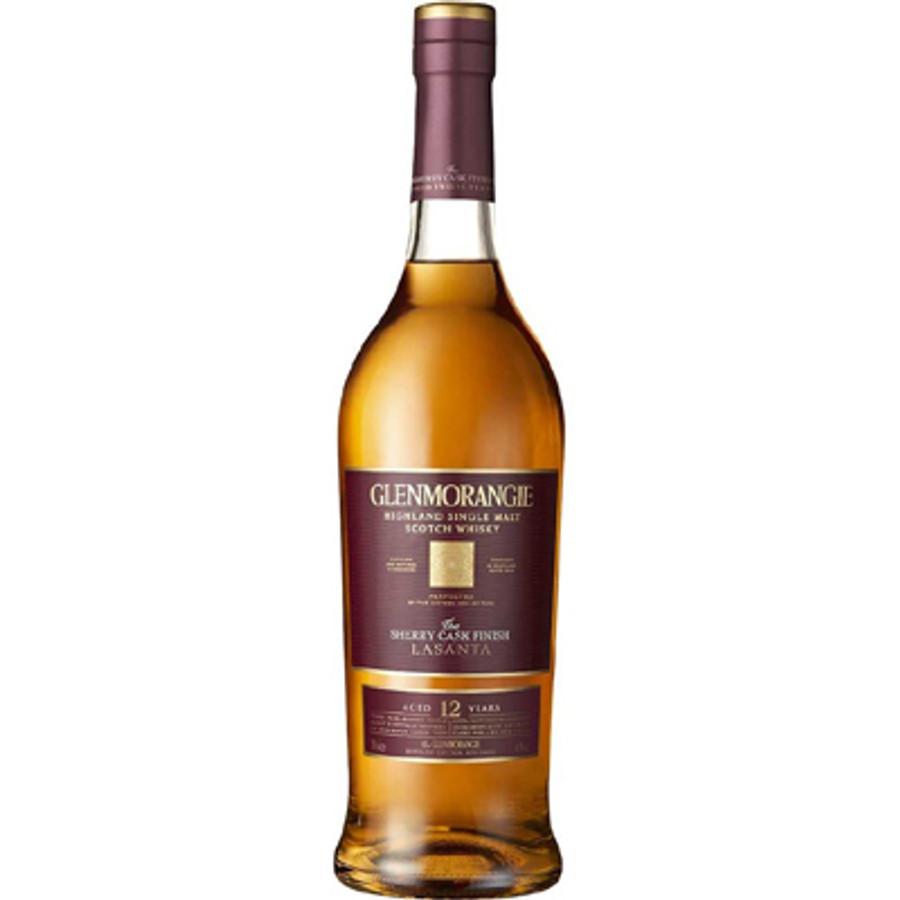 Glenmorangie Lasanta Single Malt Scotch Whisky 12 Years Old