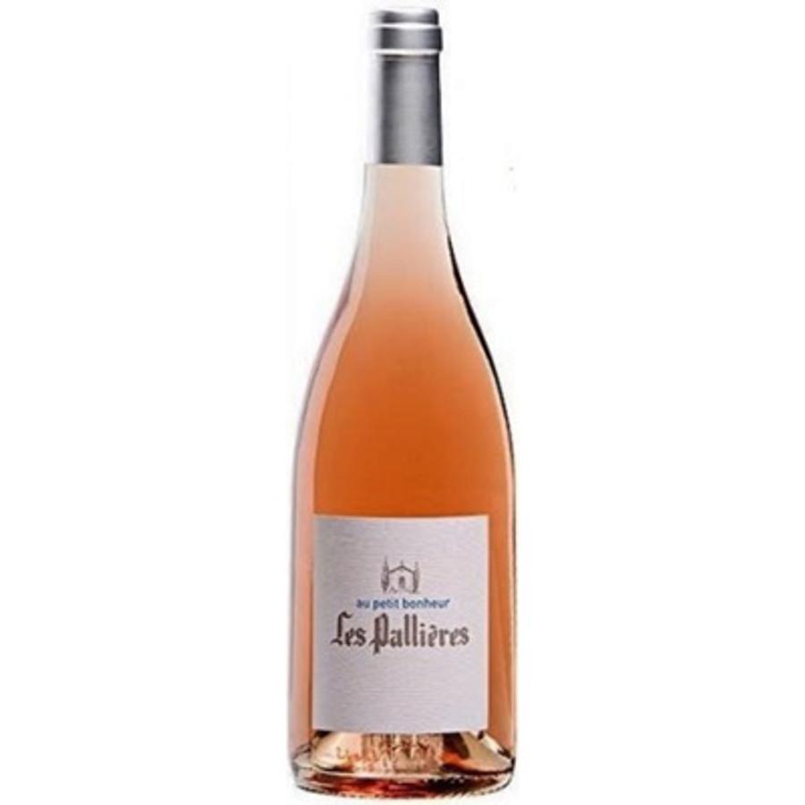 """Domaine les Pallieres """"Au Petit Bonheur"""" Gigondas Rosé"""