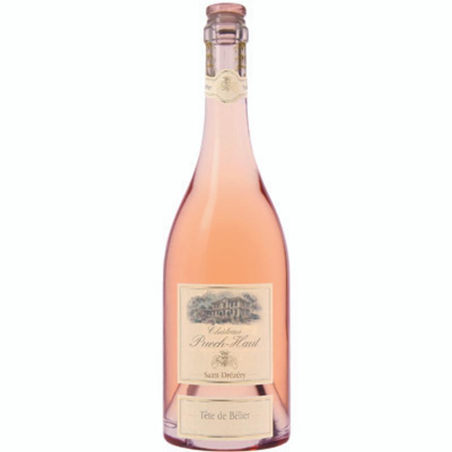 """Château Puech-Haut """"Tête de Belier"""" Rosé"""