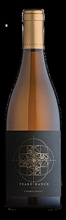 Peake Ranch Chardonnay, Sierra Madre Vineyard (2015)