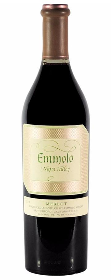 Emmolo Merlot, Napa Valley (2017)