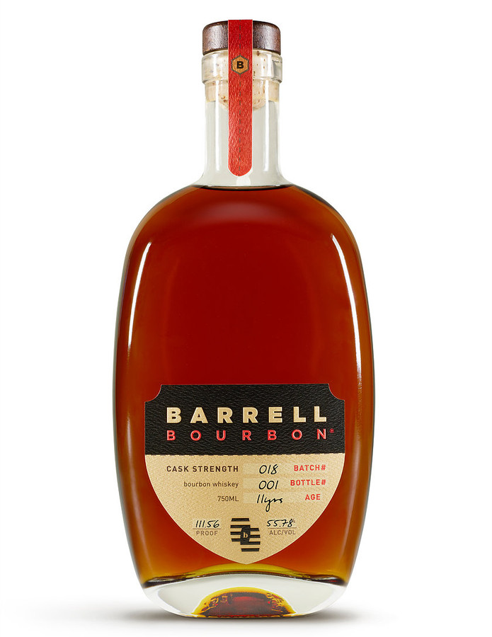 Barrell Craft 11 Years Old Bourbon, Cask Strength, Batch #018, 55.78%