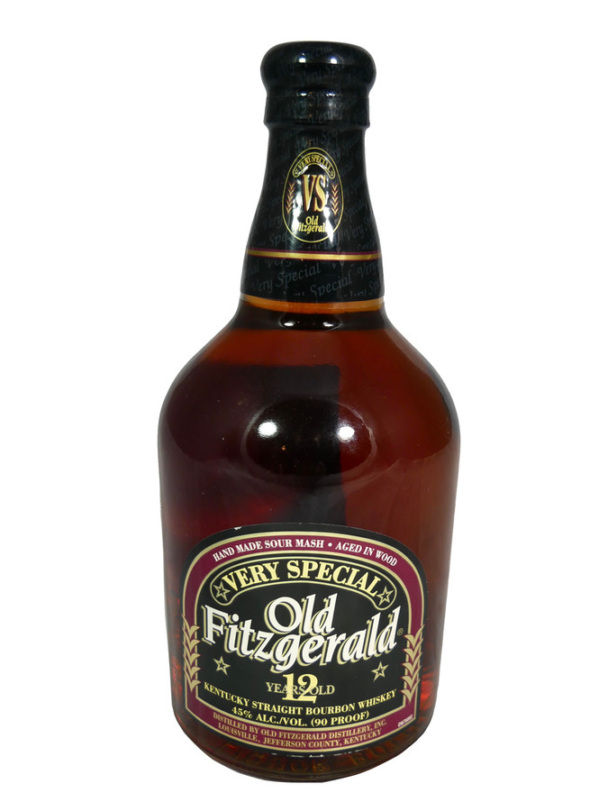 Old Fitzgerald 12 Years Old Kentucky Straight Bourbon Whiskey