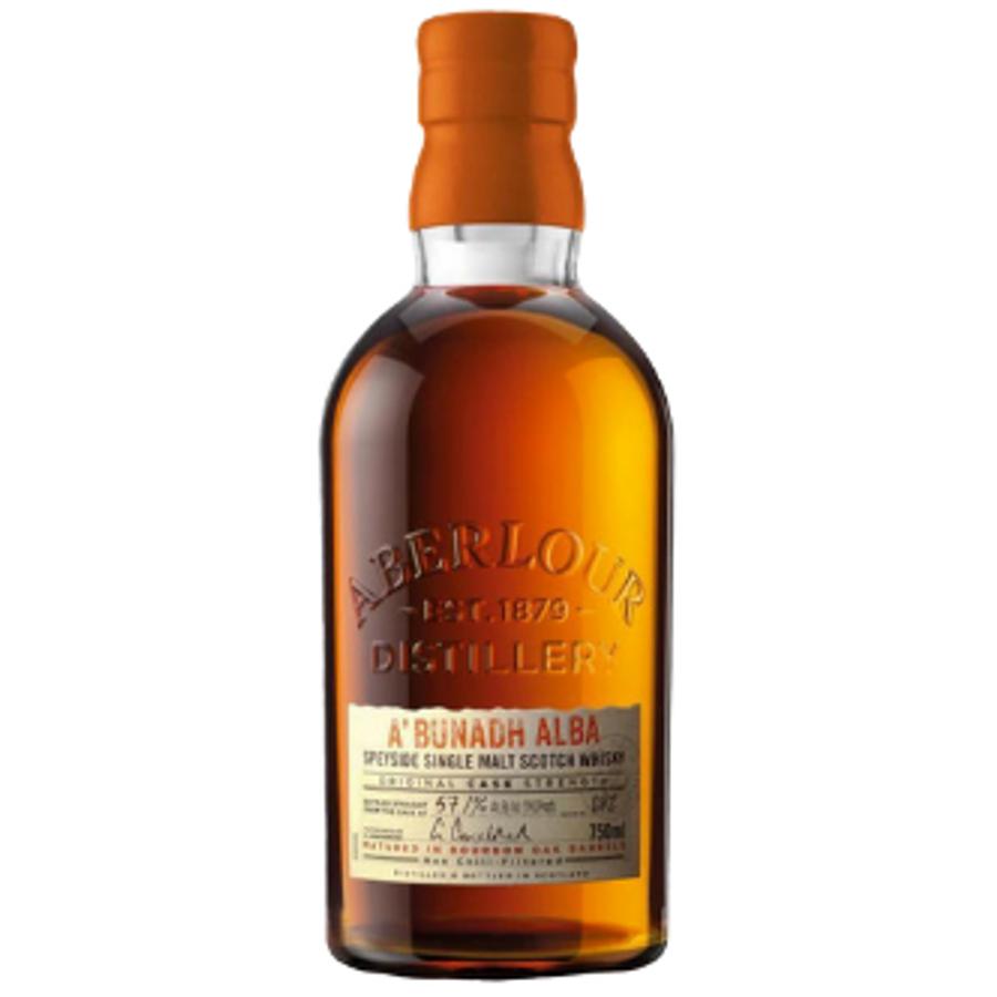 Aberlour A' Bunadh Alba Cask Strength Speyside Single Malt Scotch Whisky