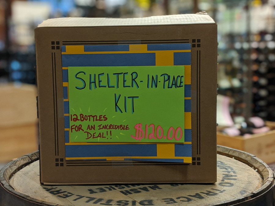 Shelter-In-Place Case