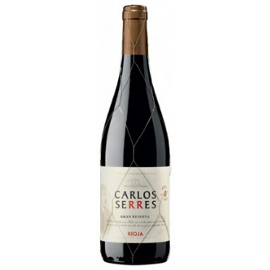 Carlos Serres Gran Reserva (2010) Rioja