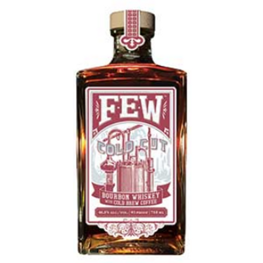 """Few """"Cold Cut"""" Bourbon Whiskey with Cold Brew Coffee"""