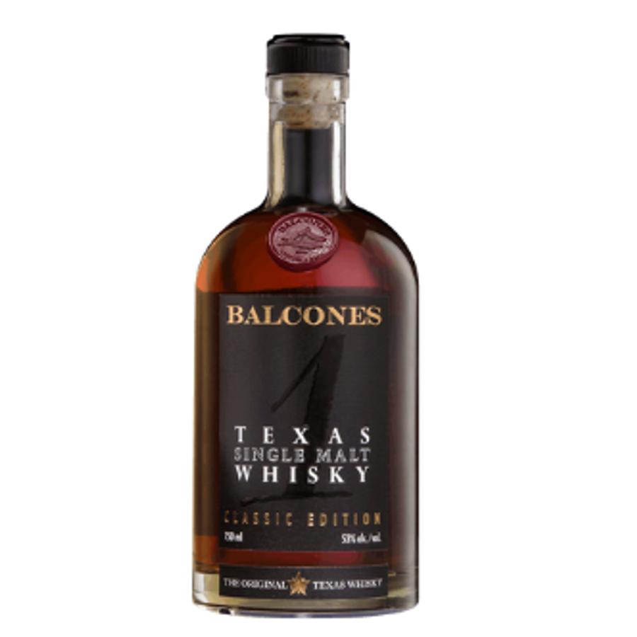 "Balcones ""1"" Texas Single Malt Whisky"