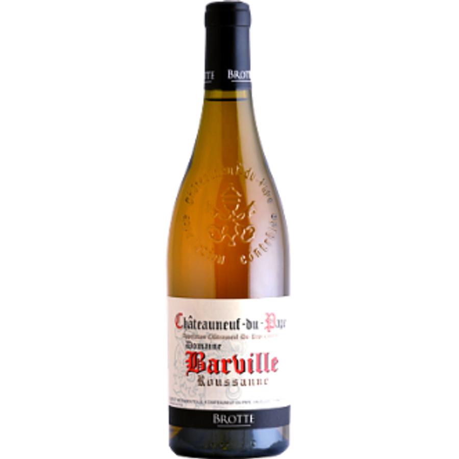 Brotte Domaine Barville Rousanne (2014), Chateauneuf du Pape