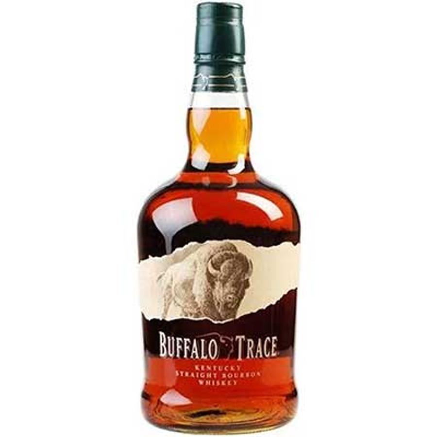 Buffalo Trace Kentucky Straight Bourbon Whiskey 1-Liter thumb