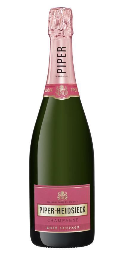 Piper-Heidsieck Champagne Rose Savage