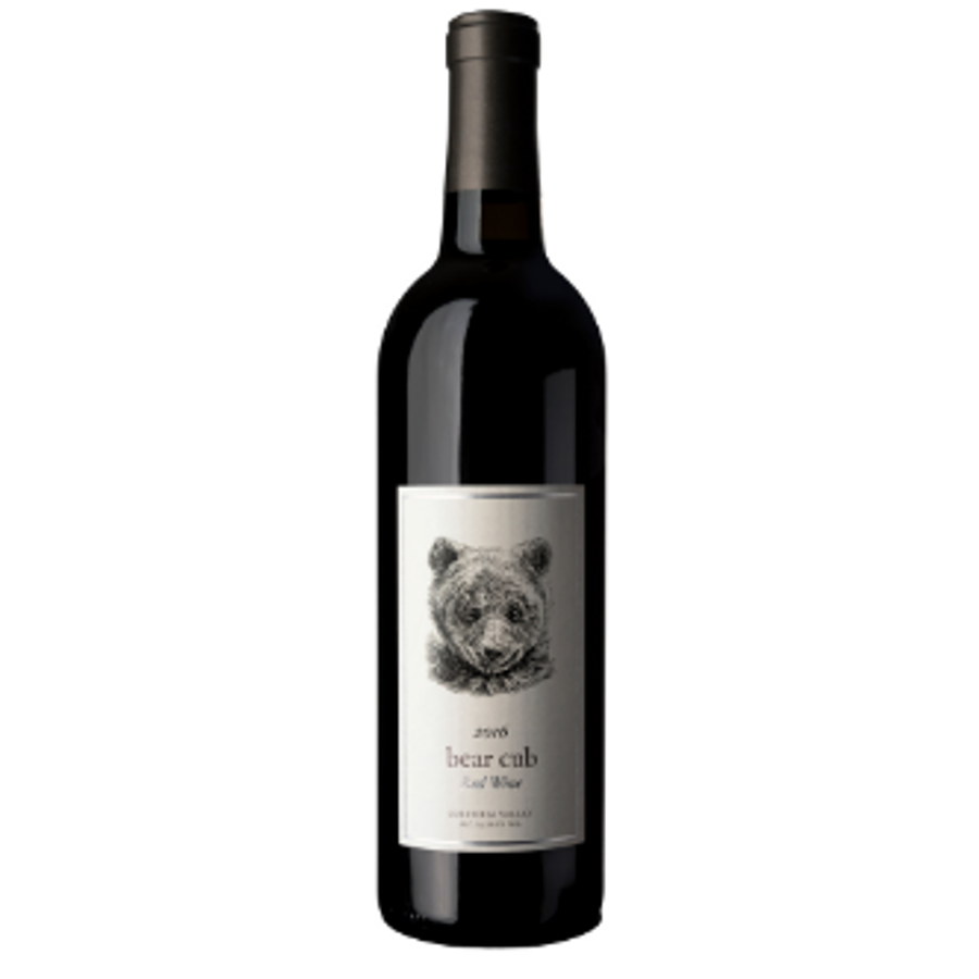 """...Pursued by Bear """"Bear Cub"""" Red Wine (2016) Columbia Valley"""