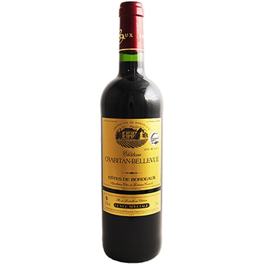 Château Crabitan-Bellvue Cuvée Speciale Côtes de Bordeaux