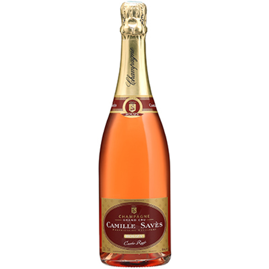 Camille Saves Grand Cru Brut Rosé