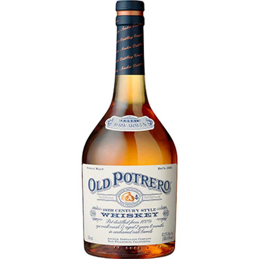 Anchor Distilling Old Potrero 18th Century Style Rye Whiskey
