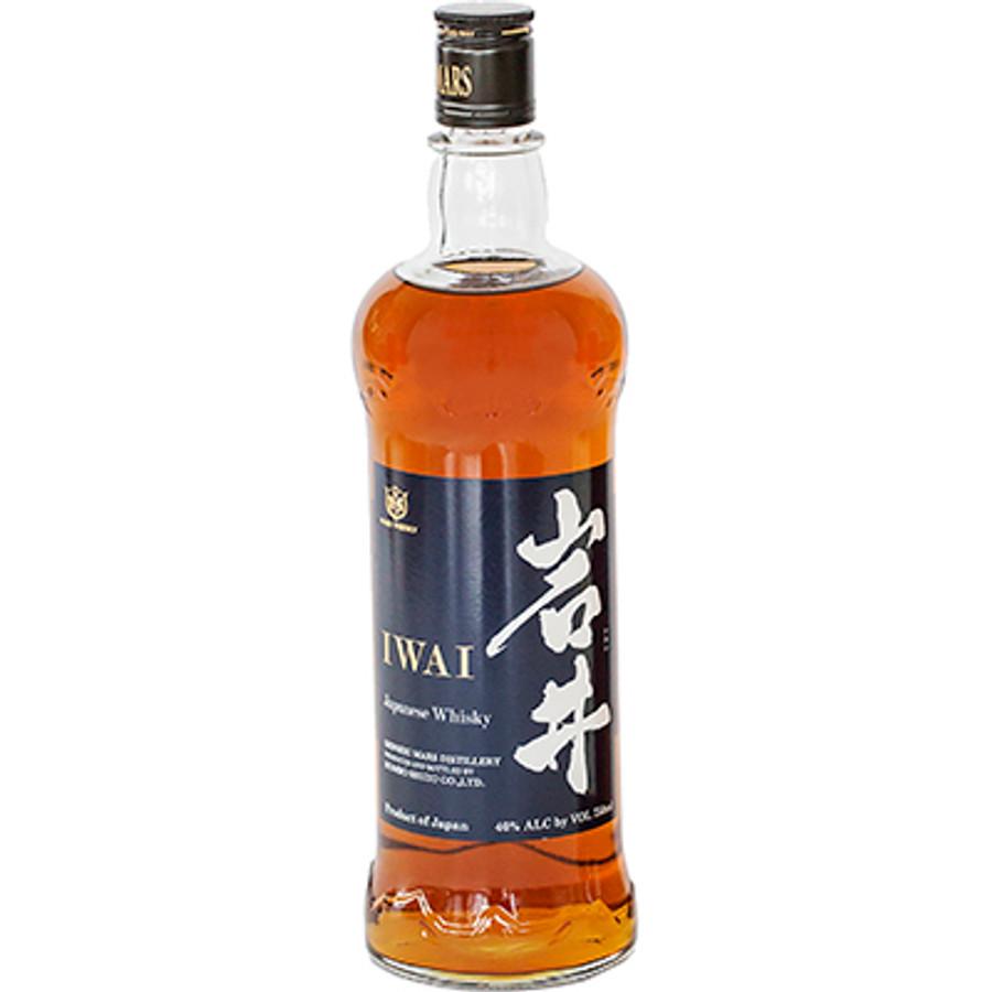 Shinshu Mars DistilleryIwai Whisky
