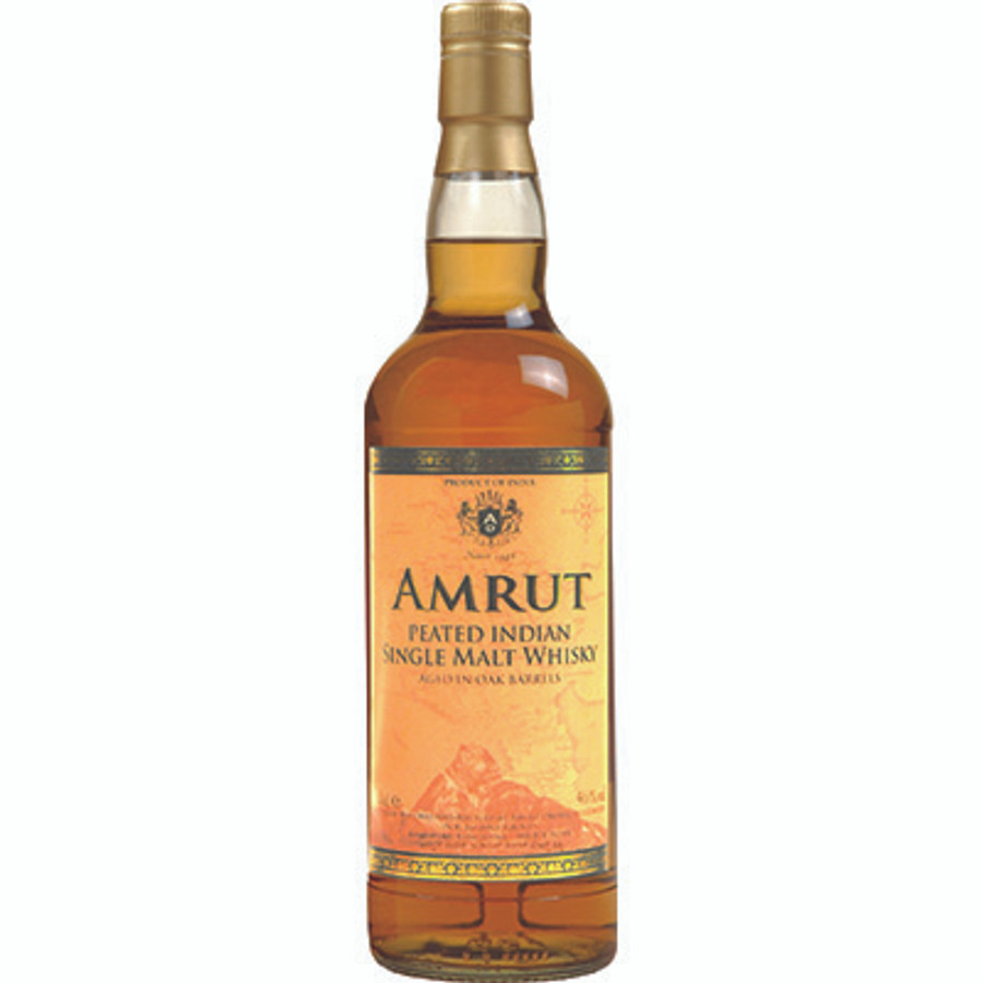 Amrut Peated Indian Single Malt Whisky
